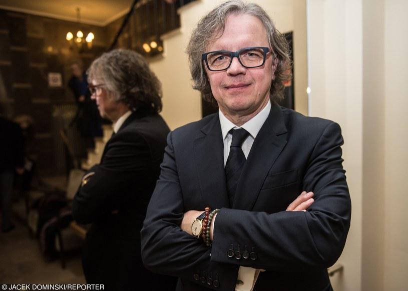 Krzysztof Kilian /Jacek Dominski/REPORTER /Reporter