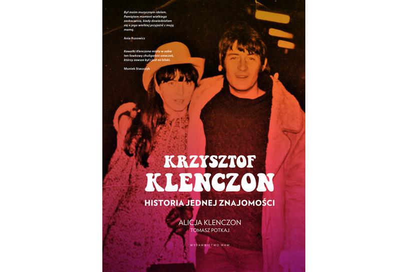Krzysztof Klenczon. Historia jednej znajomości /Wydawnictwo WAM