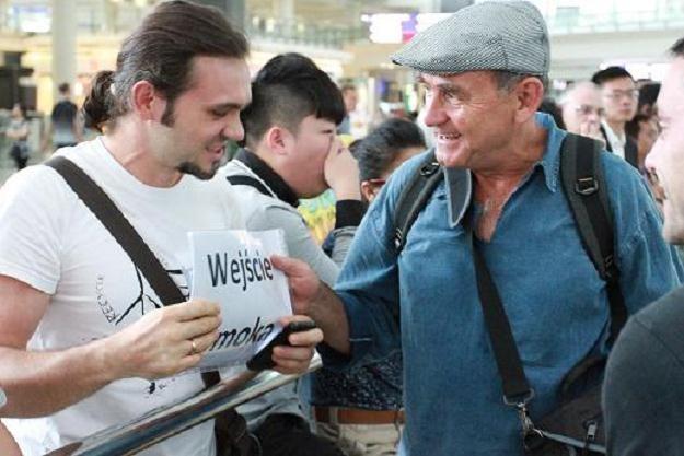 Krzysztof Kmin - nasz przewodnik po Hongkongu, fot. Dawid Kozlowski /materiały prasowe