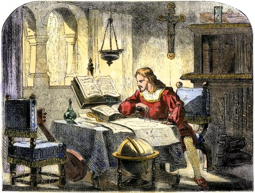 Krzysztof Kolumb był marzycielem, który potrafił urzeczywistnić swoje fantazje /East News