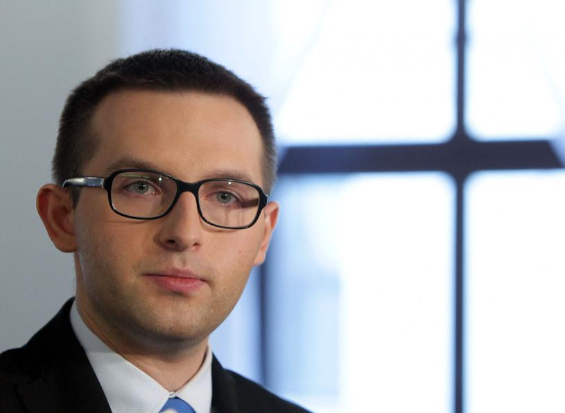 Krzysztof Kosiński, prezydent Ciechanowa. /Stanisław Kowalczuk /East News