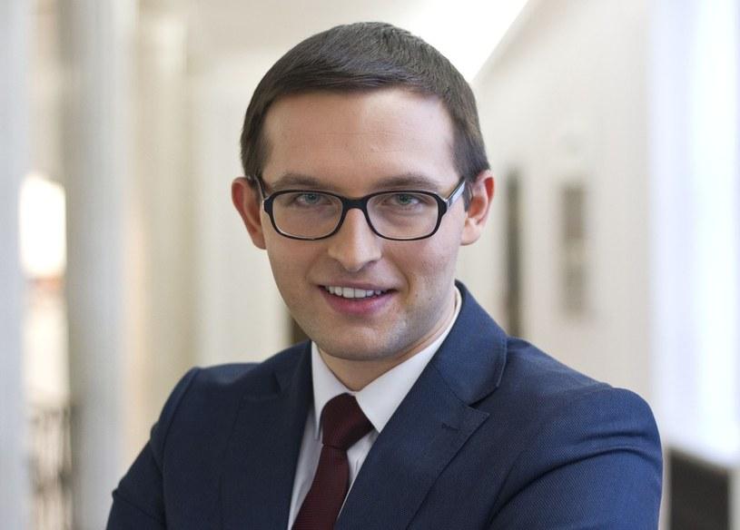 Krzysztof Kosiński, rzecznik PSL /Krystian Dobuszyński /Reporter