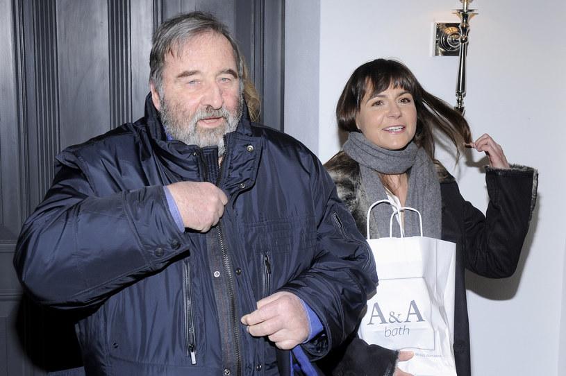 Krzysztof Kowalewski i Agnieszka Suchora / Mieszko Piętka /AKPA