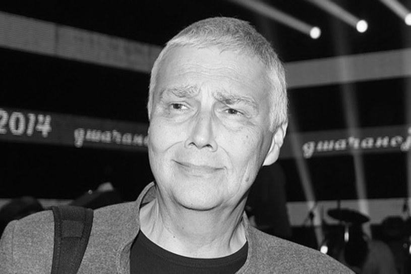 Krzysztof Krauze miał 61 lat /AKPA