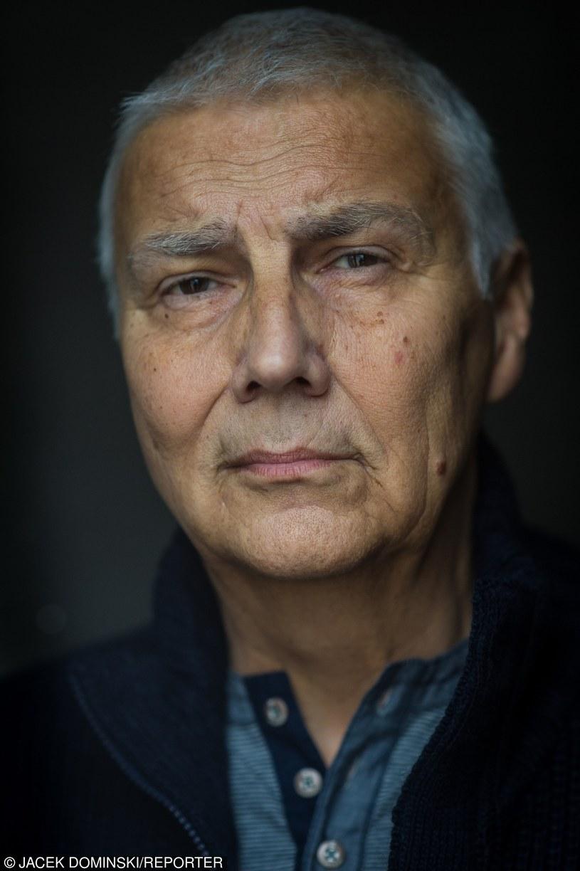 Krzysztof Krauze w 2013 roku /Jacek Domiński /Reporter