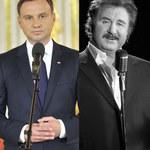 Krzysztof Krawczyk: Andrzej Duda pożegnał muzyka. Wpis wywołał w sieci burzę