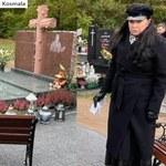 Krzysztof Krawczyk: Bliscy zebrali się na święceniu pomnika piosenkarza. Zabrakło ważnej osoby...
