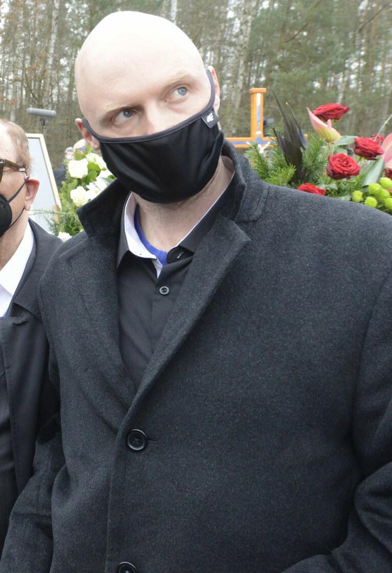 Krzysztof Krawczyk Junior, syn Krzysztofa Krawczyka /Tadeusz Wypych /Reporter