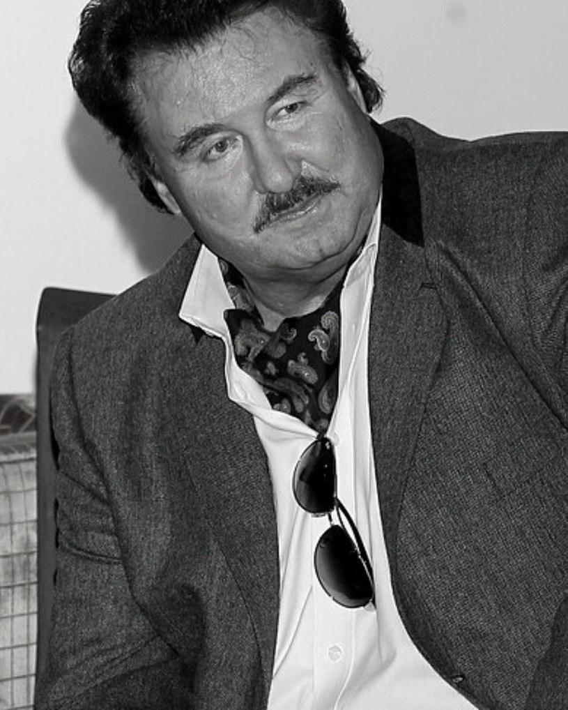 Krzysztof Krawczyk /Krzemiński Jordan /AKPA