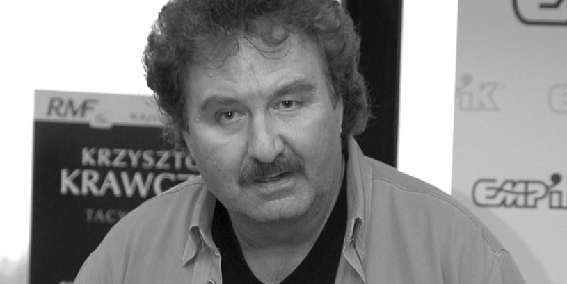 Krzysztof Krawczyk /MWMedia