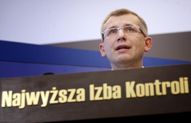 Krzysztof Kwiatkowski, prezes Najwyzszej Izby Kontroli. Fot. Adam Guz /Reporter