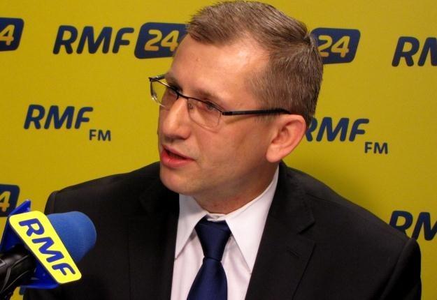Krzysztof Kwiatkowski w Kontrwywiadzie RMF FM /RMF