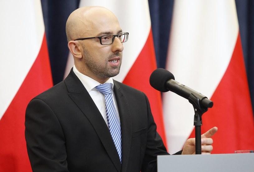 Krzysztof Łapiński: W najbliższych dniach może dojść do porozumienia ws. reformy sądownictwa /STEFAN MASZEWSKI/REPORTER /East News