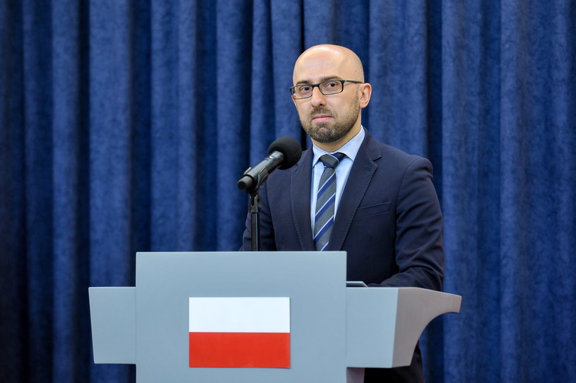 Krzysztof Łapiński /Marcin Obara /PAP