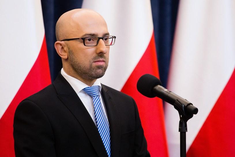 Krzysztof Łapiński /KRYSTIAN DOBUSZYNSKI/REPORTER /East News
