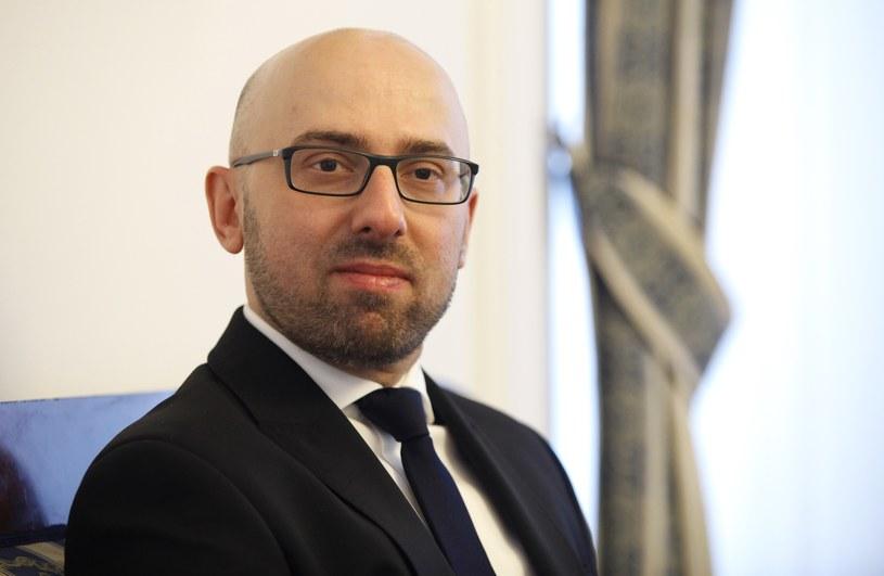 Krzysztof Łapiński /Stefan Maszewski /Reporter