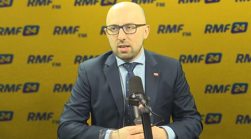Krzysztof Łapiński /RMF