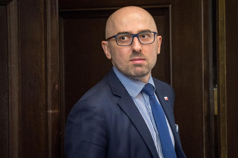 Krzysztof Łapiński /Jacek Dominski/REPORTER /Reporter