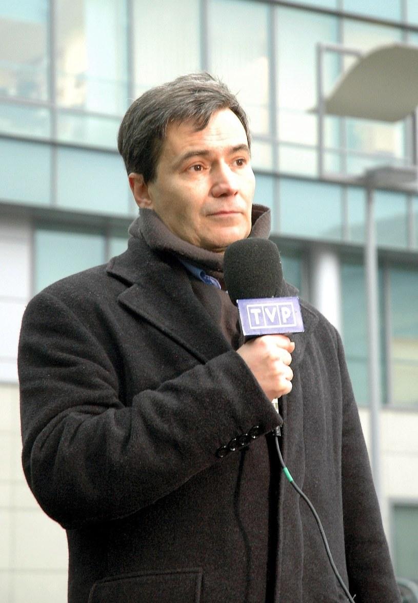 Krzysztof Leski w 2007 r. /Milon /Reporter