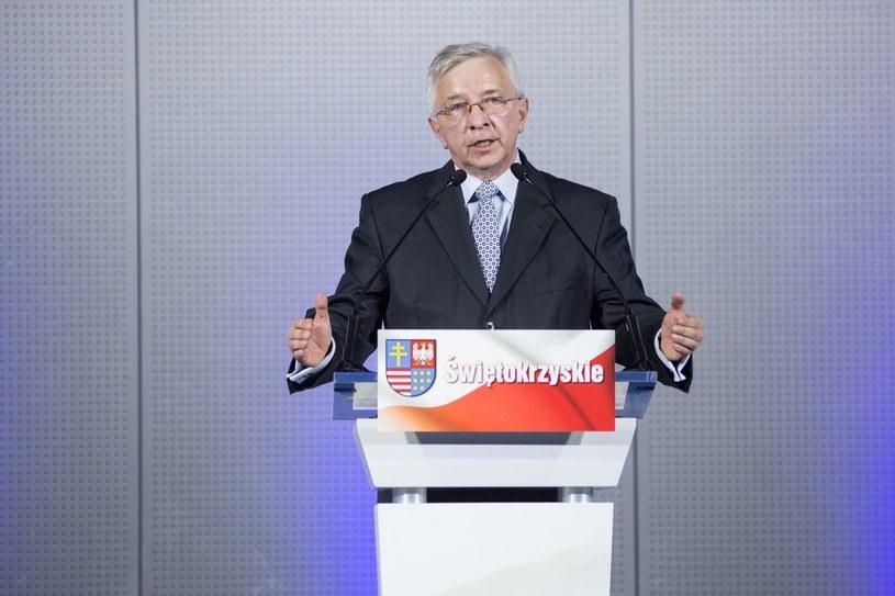 Krzysztof Lipiec /Partyk Ptak /Reporter