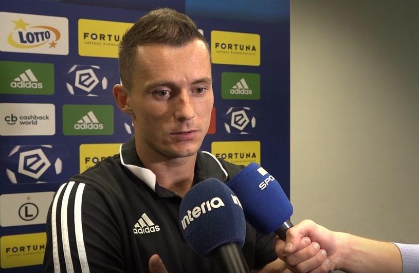 Krzysztof Mączyński /Zbigniew Czyż /INTERIA.PL