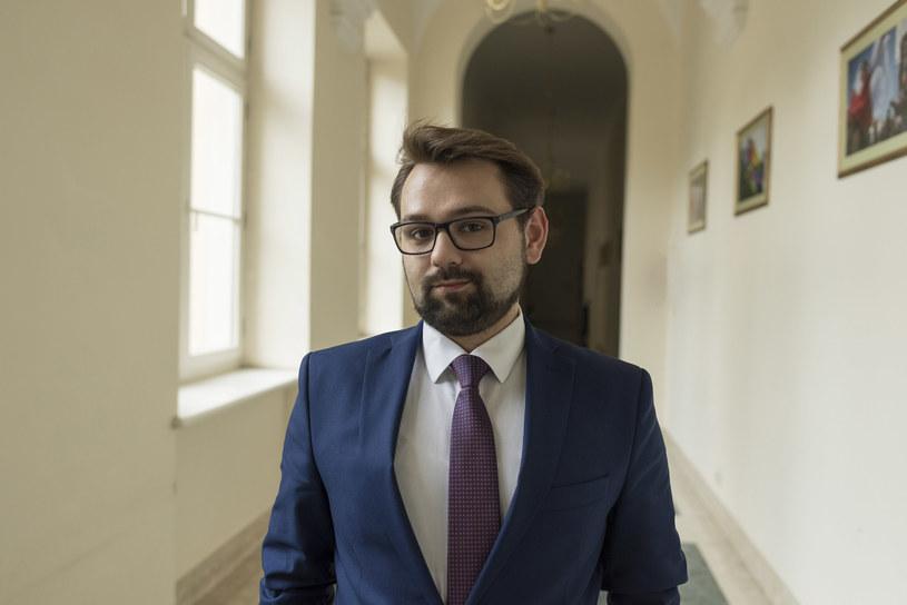 Krzysztof Marcinkiewicz /materiały prasowe