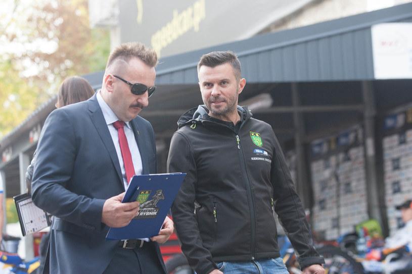 Krzysztof Mrozek, Jarosław Dymek /Wojciech Szubartowski /Newspix