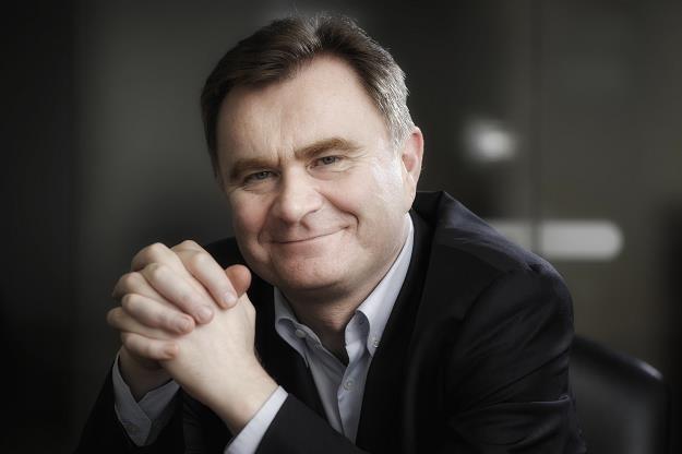 Krzysztof Pawiński, prezes Grupy Maspex Wadowice /