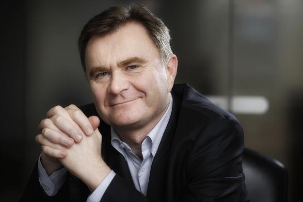 Krzysztof Pawiński, prezes Grupy Maspex /
