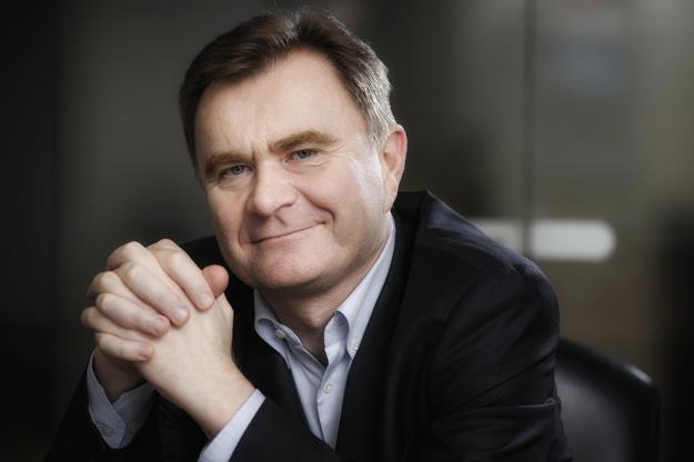 Krzysztof Pawiński, prezes Maspeksu /Informacja prasowa