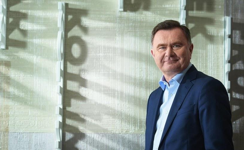 Krzysztof Pawiński, współzałożyciel i prezes Grupy Maspex /materiały prasowe