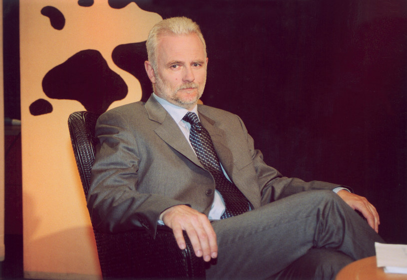 Krzysztof Piasecki, 2001 rok /Mikulski /AKPA