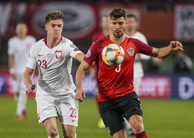 Krzysztof Piątek po meczu z Austrią: Ja szukam piłki, a ona mnie znajduje