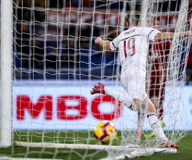 Krzysztof Piątek z dwoma golami w meczu z Atalantą! Niesamowite uderzenie Polaka