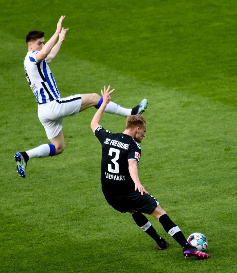 Krzysztof Piątek zdobył siódma bramkę w sezonie. Nie stronił jednak od destrukcji /PAP