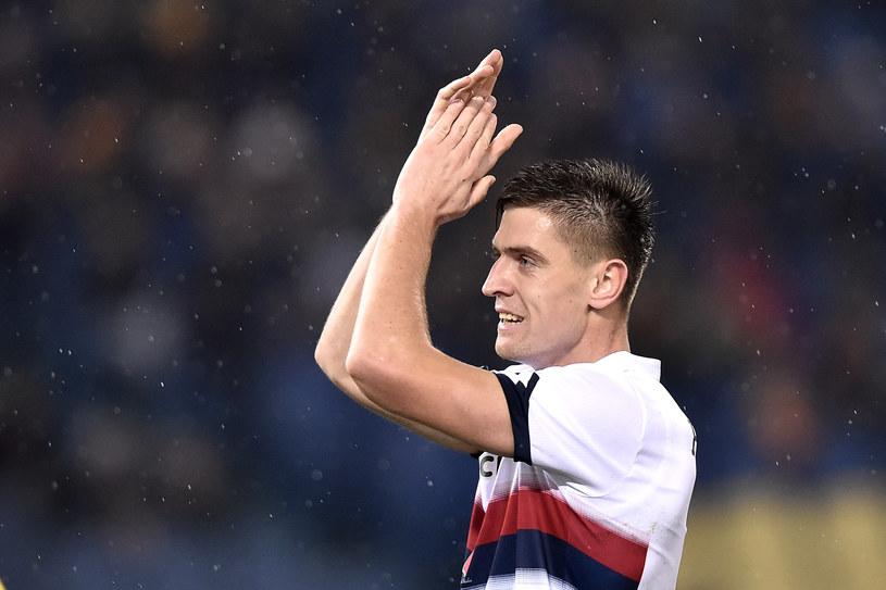 455e1497f Serie A. Krzysztof Piątek podpisał kontrakt z AC Milan - Sport w ...