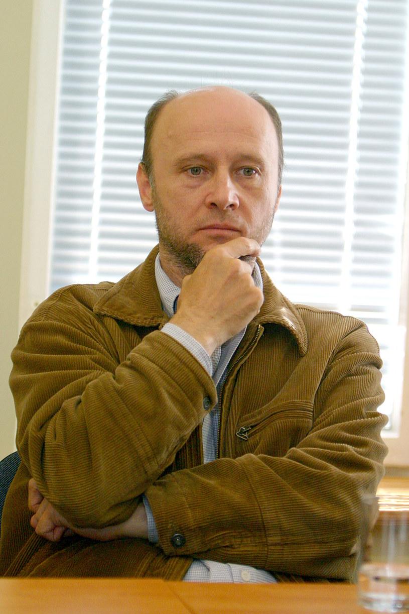 Krzysztof Pieczyński, 2006 rok /Żukowski /AKPA