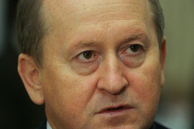 Krzysztof Pietraszkiewicz, prezes Związku Banków Polskich. Fot. Darek Redos /Reporter
