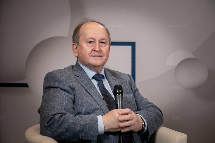 Krzysztof Pietraszkiewicz, prezes Związku Banków Polskich /INTERIA.PL