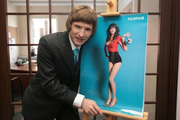 Krzysztof Powolny, dyrektor regionu Europy Środkowo-Wschodniej w firmie Fujifilm /materiały prasowe