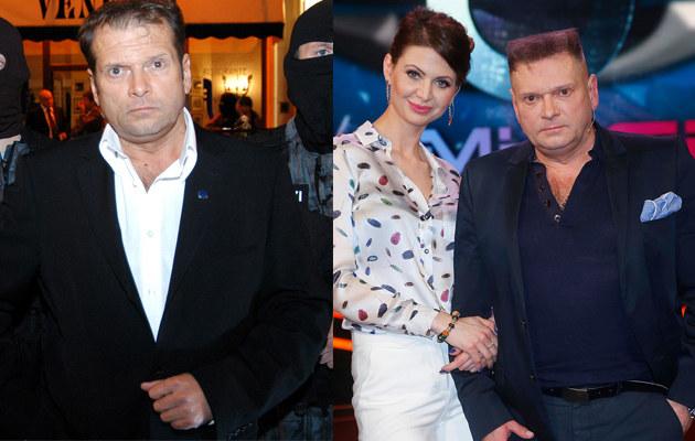 Krzysztof Rutkowski ma dziecko z tajemniczą Nataszą? /Zawada /AKPA