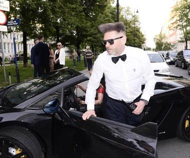 Krzysztof Rutkowski stracił prawo jazdy