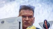 Krzysztof Rutkowski zatrzymany przez policję