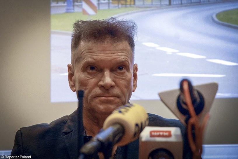Krzysztof Rutkowski /Przemysław Graf /Reporter