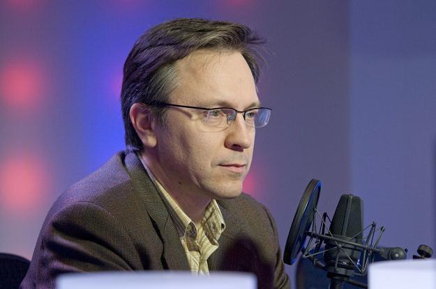 Krzysztof Rybiński, fot. Krzysztof Jastrzębski /Agencja SE/East News