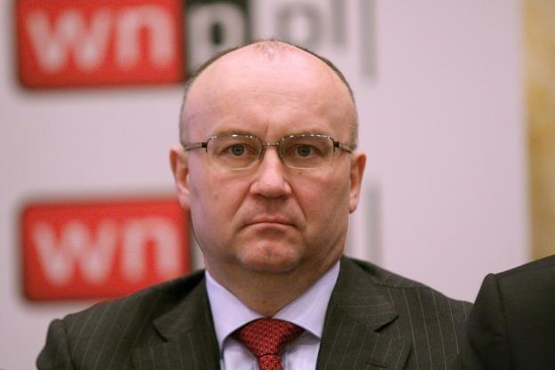 Krzysztof Sędzikowski, p.o. prezesa Kompanii Węglowej. Fot. Stefan Zubczewski /Reporter