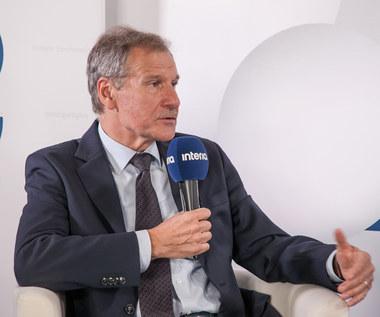 Krzysztof Silicki, z-ca dyrektora NASK