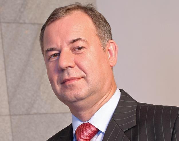 Krzysztof Skóra, prezes KGHM /Informacja prasowa