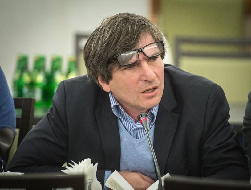Krzysztof Skowroński po raz trzeci wybrany na prezesa SDP /Reporter