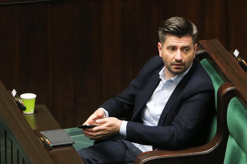 Krzysztof Śmiszek /Andrzej Hulimka  /Agencja FORUM
